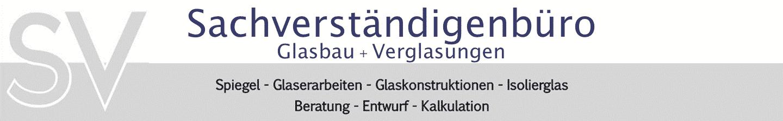 Sachverständigenbüro für Glasbau und Verglasungen – Frank Kleeberg